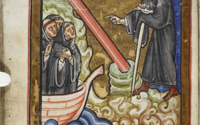 How to be a hermit: St Cuthbert and self-isolating